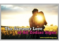 The Summer Love of All Zodiac Signs