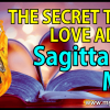 The Secret Tips and Love Advice for the Sagittarius Man