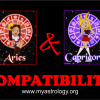 Friendship Compatibility for Aries and Capricorn using Astrology