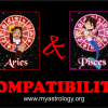 Friendship Compatibility for Aries and Pisces using Astrology