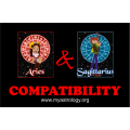 Friendship Compatibility for Aries and Sagittarius using Astrology