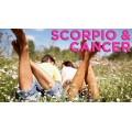 Scorpio and Cancer Compatibility