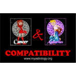 Friendship Compatibility for Cancer and Aquarius using Astrology