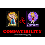 Friendship Compatibility for Gemini and Capricorn using Astrology