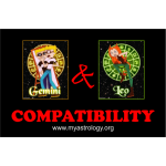 Friendship Compatibility for Gemini and Leo using Astrology