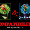 Friendship Compatibility for Leo and Sagittarius using Astrology