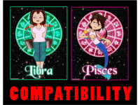 Friendship Compatibility for Libra and Pisces using Astrology