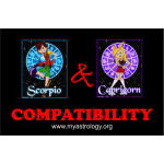Friendship Compatibility for Scorpio and Capricorn using Astrology