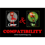 Friendship Compatibility for Cancer and Leo using Astrology