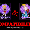 Friendship Compatibility for Capricorn and Aquarius using Astrology