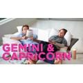 Gemini and Capricorn Compatibility