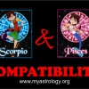 Friendship Compatibility for Scorpio and Pisces using Astrology