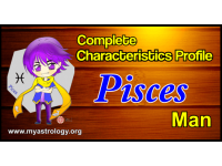 A Complete Characteristics Profile of Pisces Man