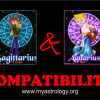 Friendship Compatibility for Sagittarius and Aquarius using Astrology