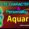 The Complete Characteristics Profile & Personality Traits of Aquarius