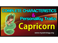 The Complete Characteristics Profile & Personality Traits of Capricorn