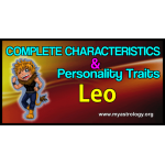 The Complete Characteristics Profile & Personality Traits of Leo