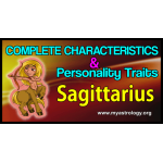 The Complete Characteristics Profile & Personality Traits of Sagittarius