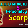 The Complete Characteristics Profile & Personality Traits of Scorpio