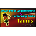 The Complete Characteristics Profile & Personality Traits of Taurus