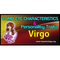 The Complete Characteristics Profile & Personality Traits of Virgo