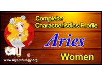 A Complete Characteristics Profile of Aries Woman