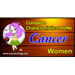 A Complete Characteristics Profile of Cancer Woman