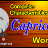 A Complete Characteristics Profile of Capricorn Woman