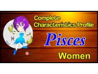 A Complete Characteristics Profile of Pisces Woman