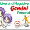 The Positive and Negative Side of a Gemini Personality