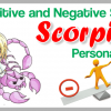 The Positive and Negative Side of a Scorpio Personality