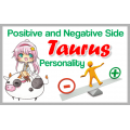 The Positive and Negative Side of a Taurus Personality