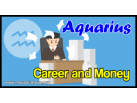 Aquarius Career and Money Tendencies