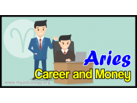 Aries Career and Money Tendencies