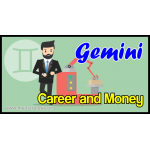 Gemini Career and Money Tendencies