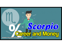 Scorpio Career and Money Tendencies