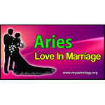 Aries Love in Marriage