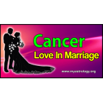 Cancer Love in Marriage
