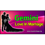 Gemini Love in Marriage