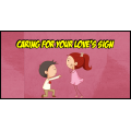 How to Caring For Your Love's Sign