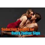 Seduction Secrets for Every Zodiac to Help Elicit Ecstasy