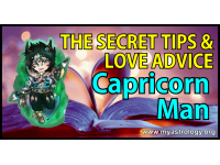 The Secret Tips and Love Advice for the Capricorn Man