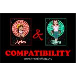 Friendship Compatibility for Aries and Libra using Astrology