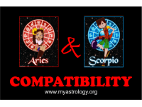 Friendship Compatibility for Aries and Scorpio using Astrology