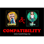 Friendship Compatibility for Gemini and Libra using Astrology