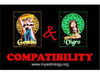 Friendship Compatibility for Gemini and Virgo using Astrology