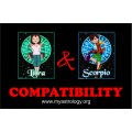 Friendship Compatibility for Libra and Scorpio using Astrology