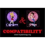 Friendship Compatibility for Capricorn and Pisces using Astrology
