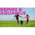 Gemini and Aquarius Compatibility