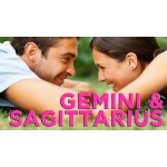 Gemini and Sagittarius Compatibility